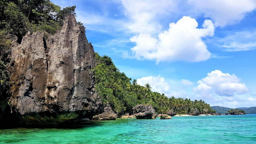 off the beaten track dinagat