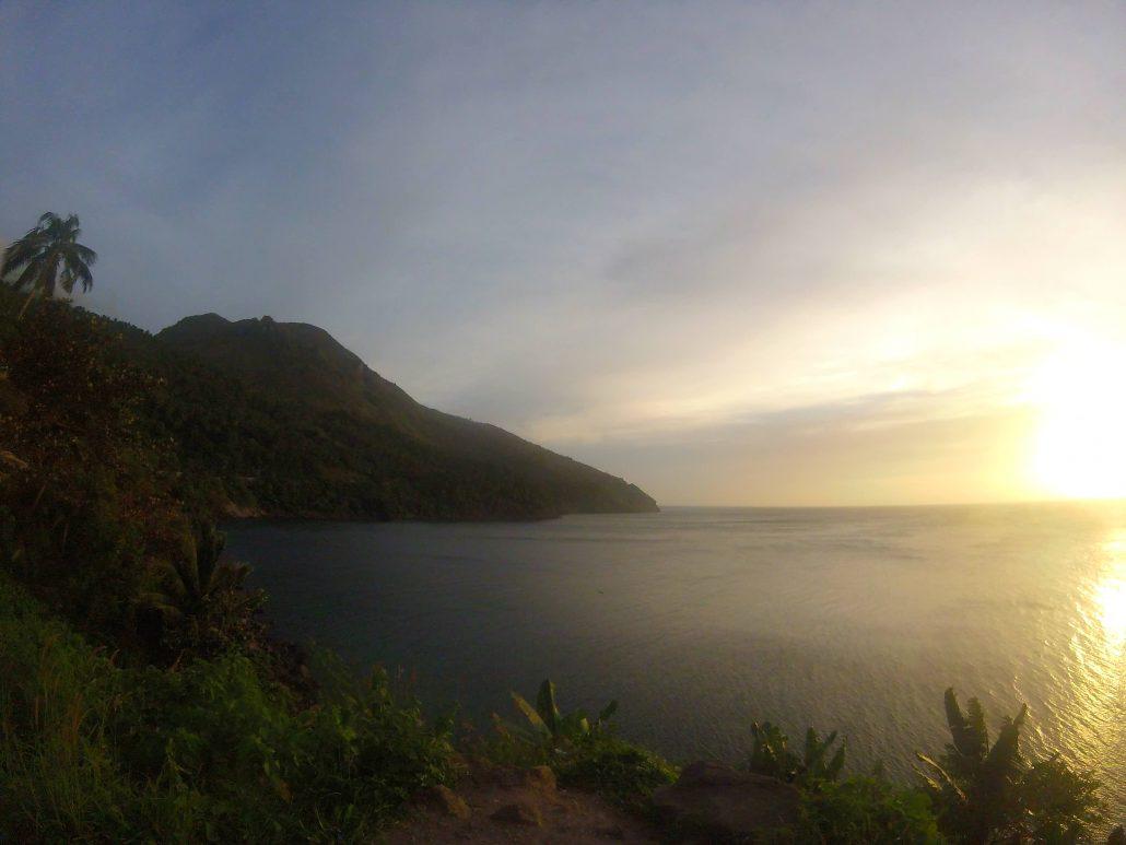 sunrise mount vulcan camiguin
