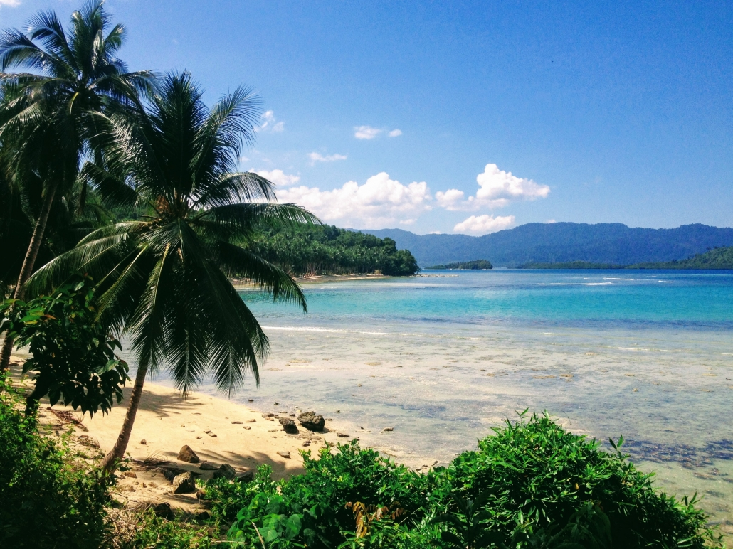 eilandhoppen filipijnen