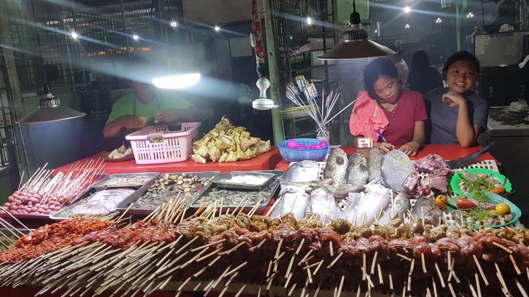 foodcourt filipijnen